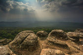 Laan Hin Pum Viewpoint at Phu Hin Rong Kla National Park, Phitsa — Стоковое фото