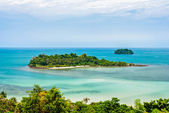 Chang island ( koh chang). in Thailand — Stock Photo