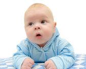Newborn infant — Stock Photo