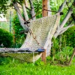 Old hammock — Stock Photo