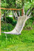Old hammock — Stockfoto