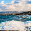 Waves on the sea - Stockfoto