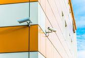 Camera video surveillance — Stock Photo