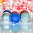 Christmas balls — Stock Photo #18113983