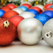 Christmas balls — Stock Photo #18192893