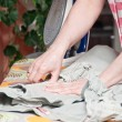 Womironing clothes — Stock Photo #18327307