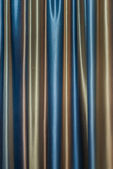 Thick curtains — Stock Photo