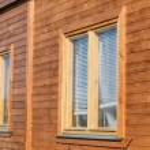 Wooden window — Stock Photo #25887773