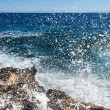 Waves on the sea — Stock Photo #32005425