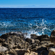 Waves on the sea — Stock Photo #32006371