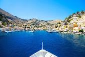 Deniz rocky bay — Stok fotoğraf