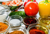 Spice seasoning — Stock Photo