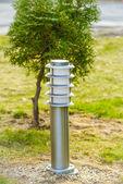 Linterna en el jardín — Foto de Stock