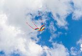 Colorful kite — Stock fotografie