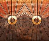Art Deco Door — Stock Photo