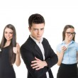 Perfect business team — Stock Photo