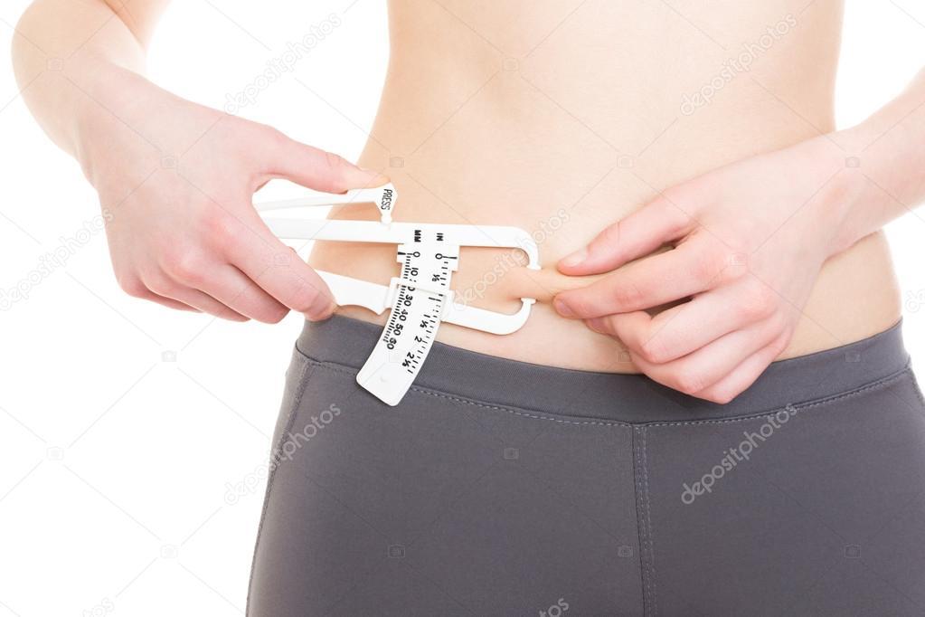 как убрать подкожный жир с тела девушки