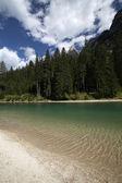 On the shores of Lake ... — Stockfoto