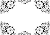 Abstraktní prvek — Stock vektor