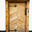 Wooden Door. — Foto de Stock