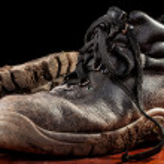Gardeners Boots — Stock Photo #34207007