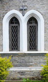 Church window — Stock Photo