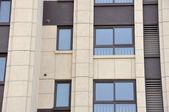 Apartment window — Stock Photo