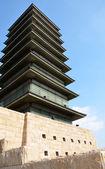 中国の古代の塔 — ストック写真