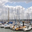 yacht harbor — Stock Photo