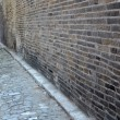 Ancient brick wall — Stock Photo #14746067