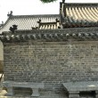 Chinese ancient brick building — Stock Photo