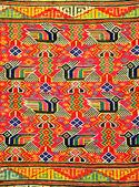 Colored cloth — Stock Photo
