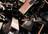 Rusty iron — Stock Photo