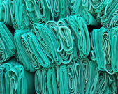 Engranzamento de nylon — Fotografia Stock