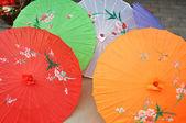 Chinese-style umbrella — Stock Photo