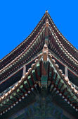 Corner of the chinese ancient architecture — Stock Photo
