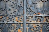 Wrought iron — Stock Photo