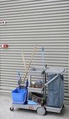 Sweeper — Stock Photo