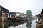 Chinese ancient village — Stock Photo
