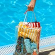 Summer Handbag — Stockfoto #12625603
