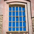 Ruin window — Stock Photo