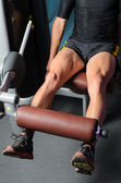 Training Quadriceps — Stock Photo