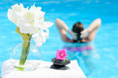 Relax in Spa — Stock Photo