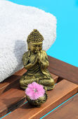 Spa Buddha — Stockfoto