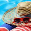 Summer background — Stock Photo #12823289