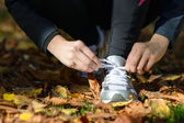 Ready for running — Stock Photo