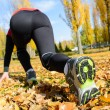 Ready to run — Stockfoto