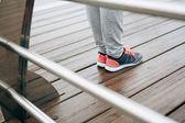 Fitness sport footwear — Stok fotoğraf