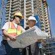 Developer & Contractor — Stock Photo