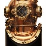 Diving helmet — Stock Photo #13450616